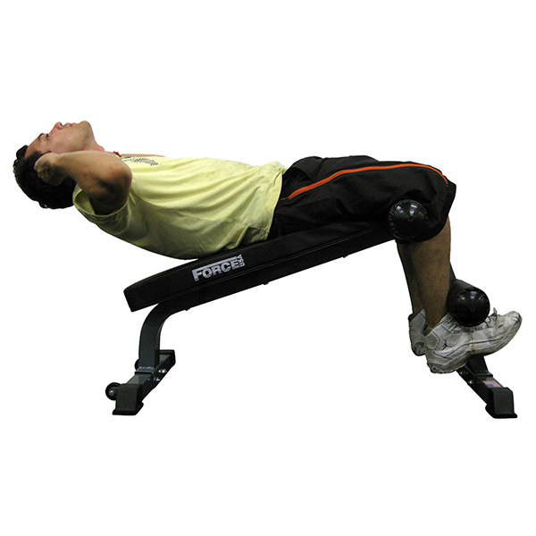 F Ac Force Usa Ab Crunch Bench Dynamic Insight Fitness