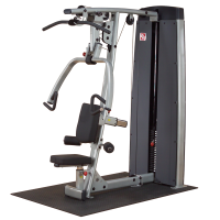 Pro Dual Vertical Press & Lat Machine
