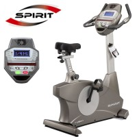 Spirit CU800 Commercial Upright Bike