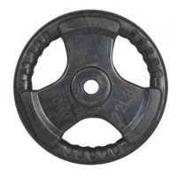 10KG STANDARD RUBBER COATED PLATE