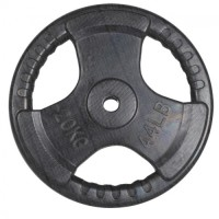 20KG STANDARD RUBBER COATED PLATE