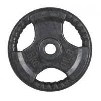 5KG STANDARD RUBBER COATED PLATE
