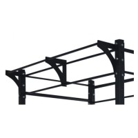 CF-R-TCU Crossfit Power Rack Triangular Chin Up Bar