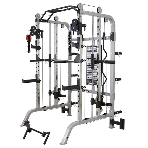 mon g3 monster fitness g3 functional trainer rack smith chin core combo dynamic insight. Black Bedroom Furniture Sets. Home Design Ideas
