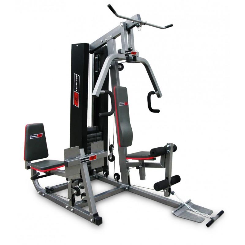 Bodyworx lbx lp lb home gym with leg press dynamic