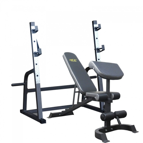 Squat Rack Bench Combo Cosmecol